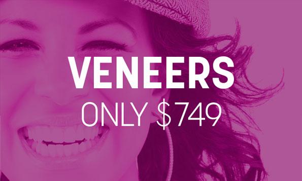 veneers offer